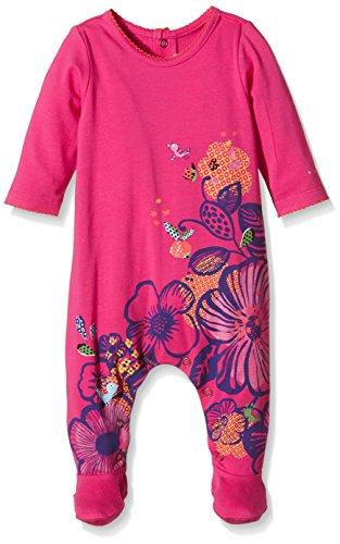Catimini Baby - Mädchen Sportswear-Set, mit Print Gr. 9 Monate (Herstellergröße: 9 Monate), Rosa - Rosa (Fuchsia) (Feen-pyjama Set)