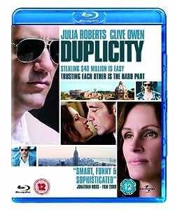 Duplicity [Blu-ray] [Region Free]
