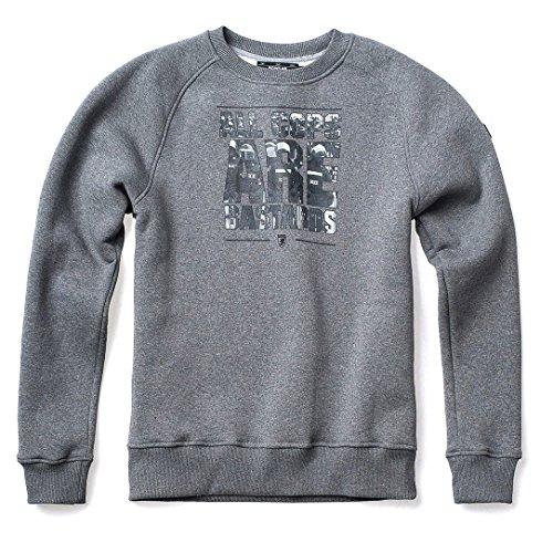 """PG Wear \""""AC-AB Sweatshirt grau (XXXL)"""