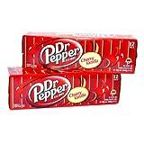 Dr. Pepper Cherry Vanilla 24 x 330ml
