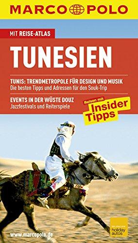 Preisvergleich Produktbild MARCO POLO Reiseführer Tunesien