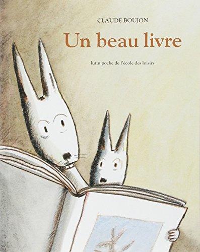 Un beau livre par Claude Boujon