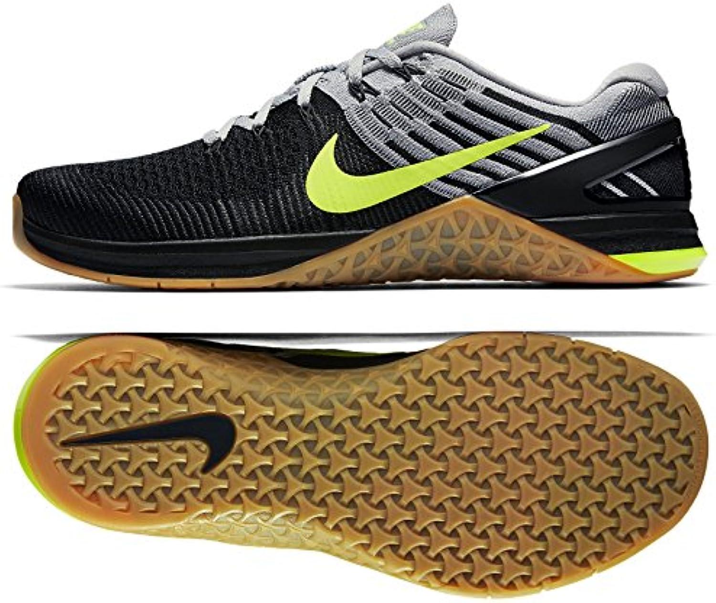 Nike - Scarpe Metcon DSX da uomo, in tessuto flyknit, Coloreeee grigio grigio-nero | Vogue  | Gentiluomo/Signora Scarpa