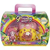 Glimmies - GLN045 - Coffret GlimHouse - Rainbow Friends Exclusive - Maison Framboise