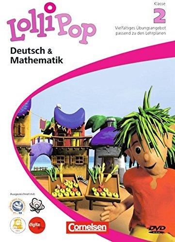 LolliPop Multimedia Deutsch/Mathematik - 2. Klasse (DVD-Rom)