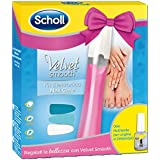 Scholl – Special Pack Velvet Smooth PINK + Aceite