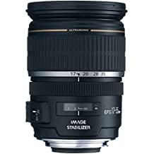 Canon 1242B005AA  - Objetivo para cámara 17-55 mm/F 2.8 EF-S IS USM