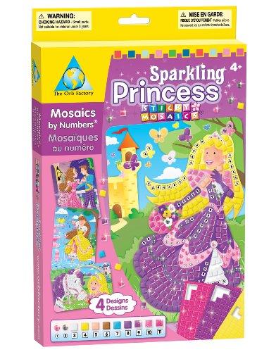 HQ Windspiration Orb Factory 621002 - Sticky Mosaics Sparkling Princess