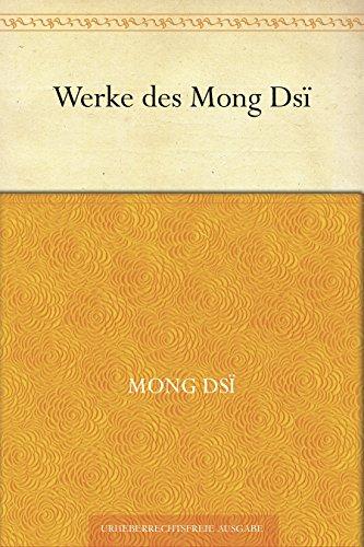 [Werke des] Mong Dsï (Dsi Amazon)