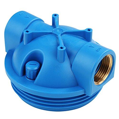 Pumpenfilter mit Propylenfilter Wasserfilter Teichfilter Länge: 315 mm - 6