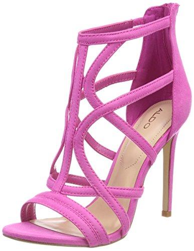 ALDO Damen Tifania Peeptoe Sandalen, Pink (Phlox Pink/53), 39 EU