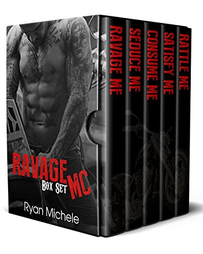 Ravage MC Box Set (Ravage MC Series)