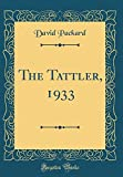 The Tattler, 1933 (Classic Reprint)