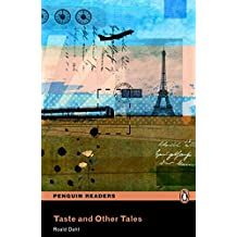 Penguin Readers 5: Taste and Other Tales Book and MP3 Pack (Pearson English Graded Readers) - 9781408276648