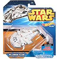 Hot Wheels Nave Star Wars Millennium Falcon (Mattel CGW56)