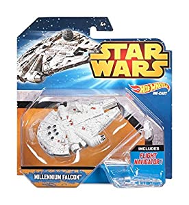 Hot Wheels - Nave Star Wars Millennium Falcon (Mattel CGW56)