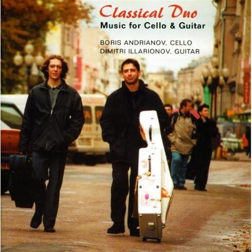 Concerto in F Minor, BWV 1056: II. Largo (arr. S. Franko for cello and guitar): Harpsichord Concerto in F Minor, BWV 1056: II. Largo (Arioso) (arr. for cello and guitar)