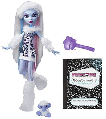 Monster High BCH81 - Muñeca Abbey (Mattel) por Mattel