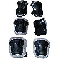 K2 Pad Set Kinder Schoner Knie- Handgelenk- Ellenbogen Schützer Schützerset Schonerset