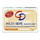 CD Milde Seife Avocado 4 x 125 g