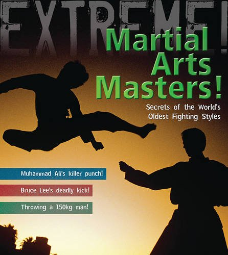 Martial Arts Masters! (Extreme!)