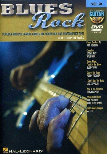 Guitar Play-Along Dvd Volume 28: Blues Rock [Edizione: Regno Unito]