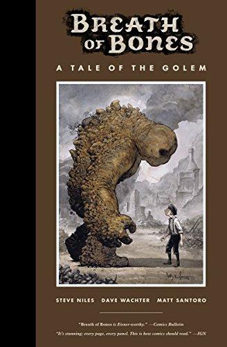 Preisvergleich Produktbild Breath of Bones: A Tale of the Golem