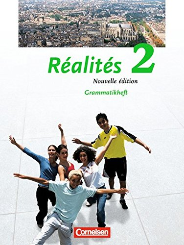 Réalités - Aktuelle Ausgabe / Band 2 - Grammatikheft,