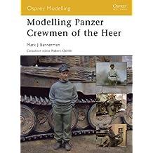 Modelling Panzer Crewmen of the Heer (Osprey Modelling)