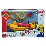 Simba Toys 9251660 - Feuerwehrmann Sam Neptune Boot