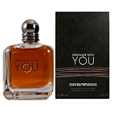 Giorgio Armani Stronger With
