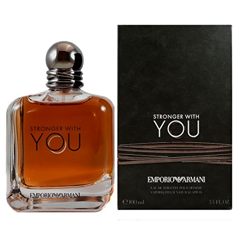 Giorgio Armani Giorgio armani stronger with you zerstäuber eau de toilette 100 ml
