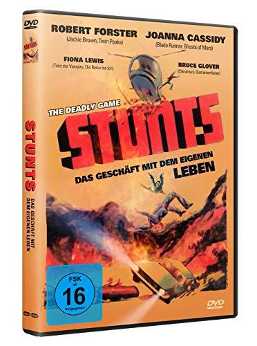 Stunts - Das Geschäft mit dem eigenen Leben (Für Geld zur Hölle / Who Is Killing the Stuntmen?) - nur deutscher Ton