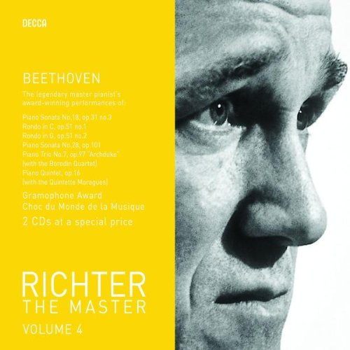 RICHTER The Master, Volume IV