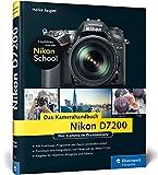 Nikon D7200. Das Kamerahandbuch: Ihre Kamera im Praxiseinsatz - Heike Jasper