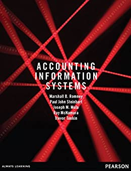 Accounting Information Systems Australasian Edition par [Romney, Marshall]