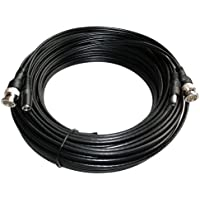 Cable coaxial 30 metros RG59 + DC