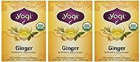 Yogi Ginger Tea (3x16 bag)