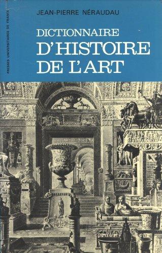 Dictionnaire d'histoire de l'art