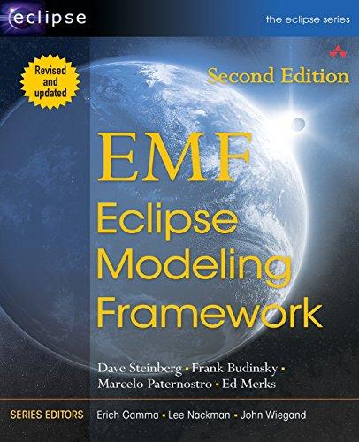 EMF: Eclipse Modeling Framework por Dave Steinberg