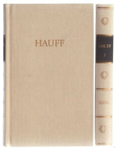 Hauffs Werke in zwei Bänden