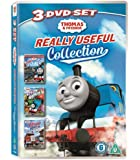 Thomas & Friends: Really Useful Collection (Thomas in Charge! / Up, Up & Away! / Rescue on the Rails) [DVD]