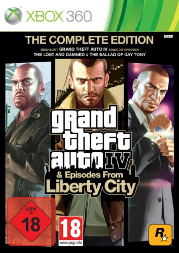 & Episodes from Liberty City - The Complete Edition - [Xbox 360] ()