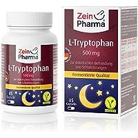Cápsulas de L-Triptófano para un sueño saludable de ZeinPharma® Productor Alemán (45