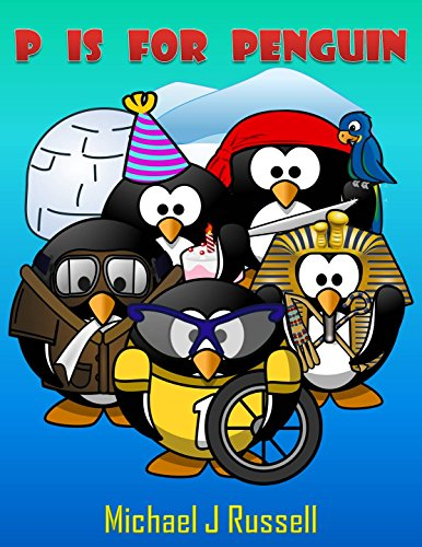 P is for Penguin (English Edition) (Fancy Dress Berufe)