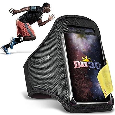HTC Desire 825 Case Accessories - ( Black ) Adjustable