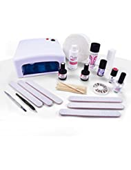 Kit Vernis Semi Permanent - Manucure Lampe UV - Manucure, Faux Ongles & Nail Art