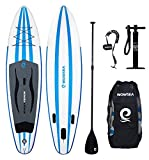WOWSEA Inflatable Stand Up Paddleboard 10ft (10')