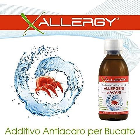 x-allergy–Additiv gegen Staubmilben Waschmittel 250ml