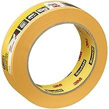Scotch Super Malerabdeckband, 30 mm x 50 m, Das Original, Profi-Plus Qualität, gold, PT24430